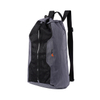 Lightweight Duffe Water Resistant Drawstring Backpack for gym sports