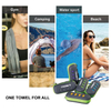 New Design EVA Case Gym Towel OEM Factory