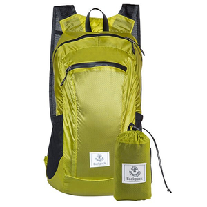 WATERPROOF MATERIAL BACKPACK FOR OUTDOOR TRAVEL OEM FACTORY
